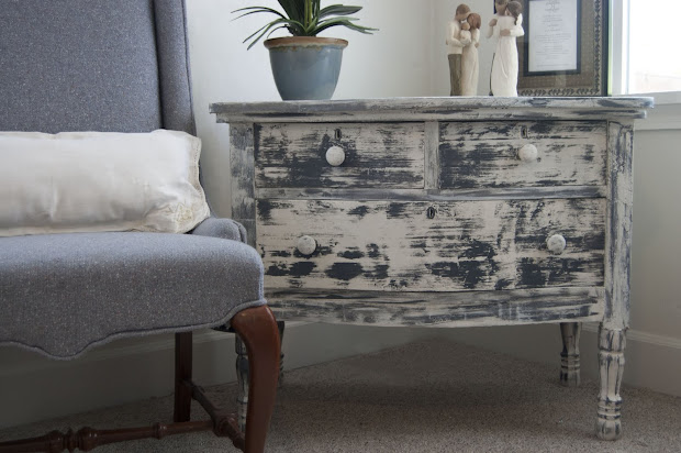 Distressed Furniture Painting Techniques