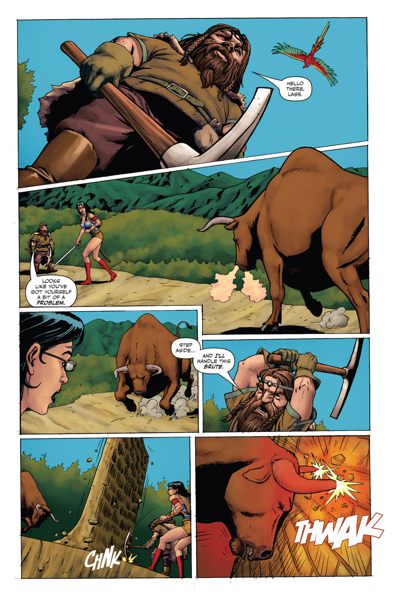 Grimm Fairy Tales (2005) Issue #53 #56 - English 5