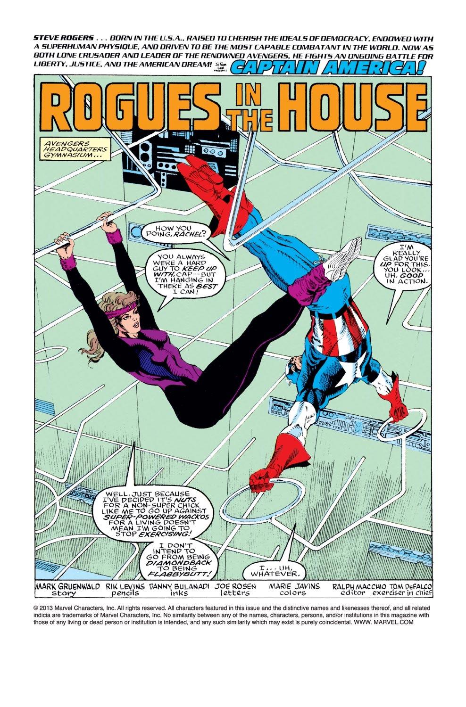 Captain America (1968) Issue #395 #328 - English 2