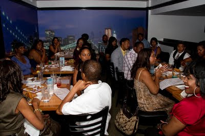 See Photos from CAABJ's 'End of Sweeps' Mixer