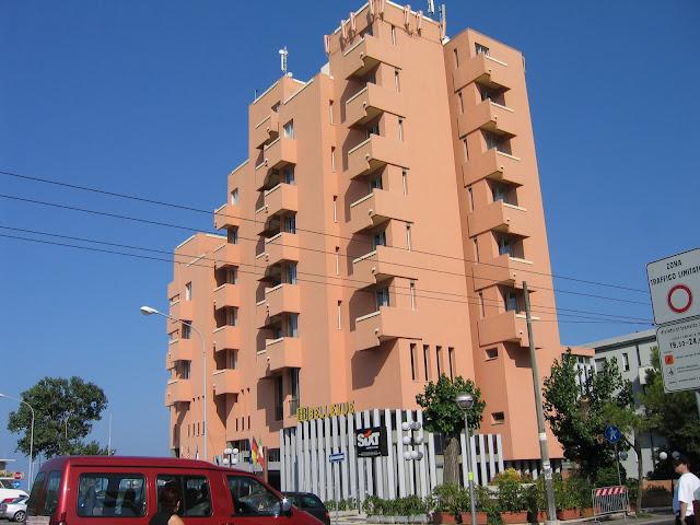 Hotel Bellevue, Rimini