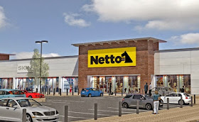 SAINSBURY'S TO TEAM UP WITH NETTO: