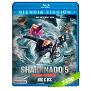 Sharknado 5: Aletamiento global (2017) BRRip 720p Audio Dual Latino-Ingles