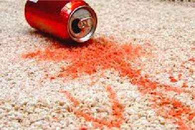 cum curatam covorul murdar