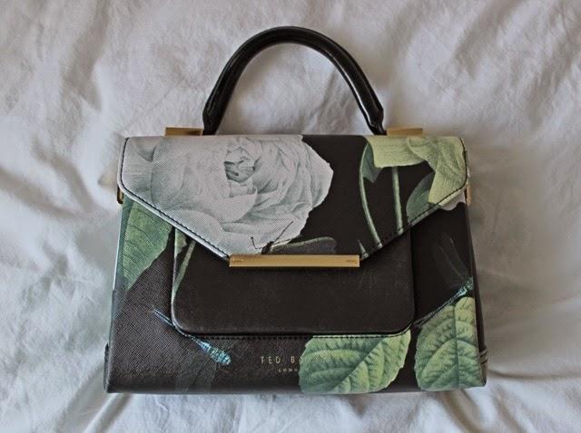 ted baker distinguishing rose bag