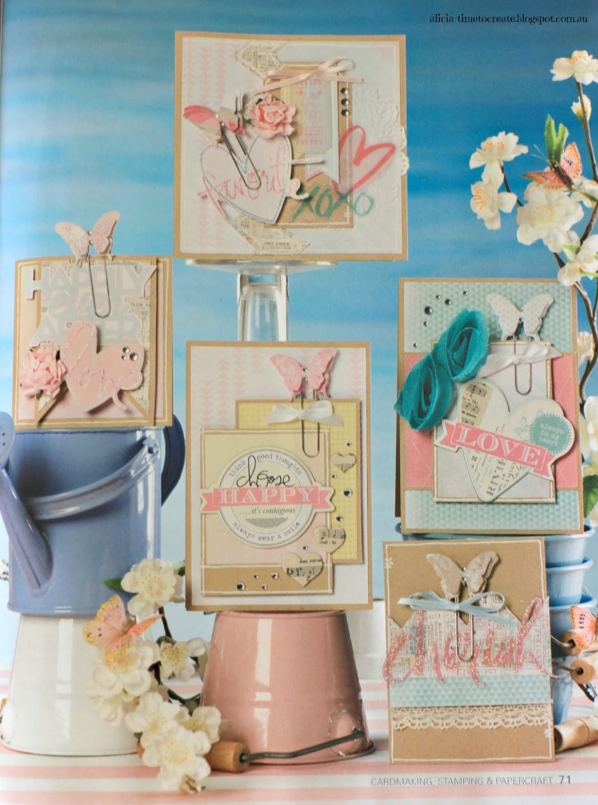 Heidi Swapp Cards
