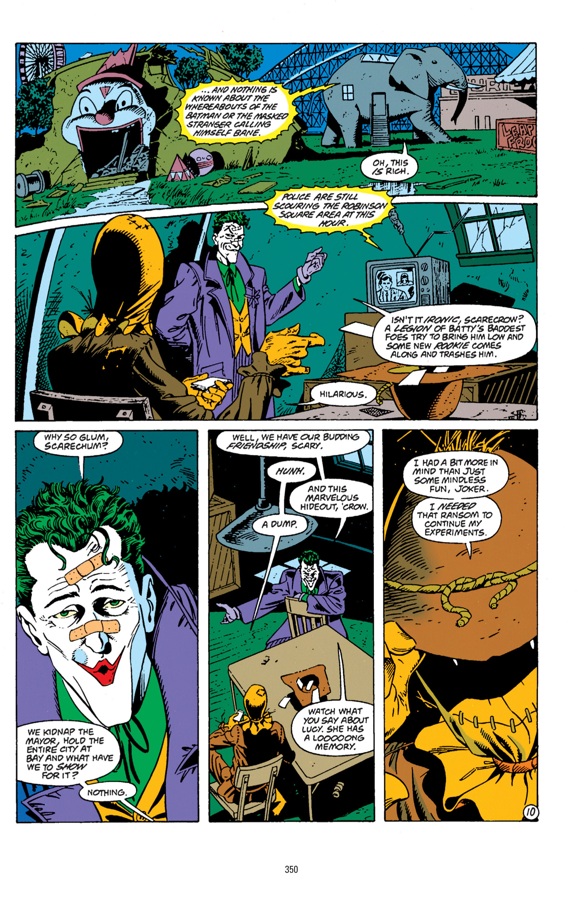 Detective Comics (1937) Issue #664 Page 11