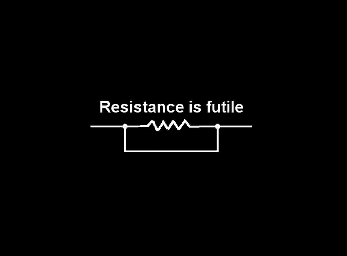 evoluzination: TEDxOrangeCoast: Resistance is futile