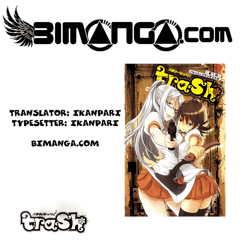 Manga Trash 4 Indonesia Hal 1 Terbaru