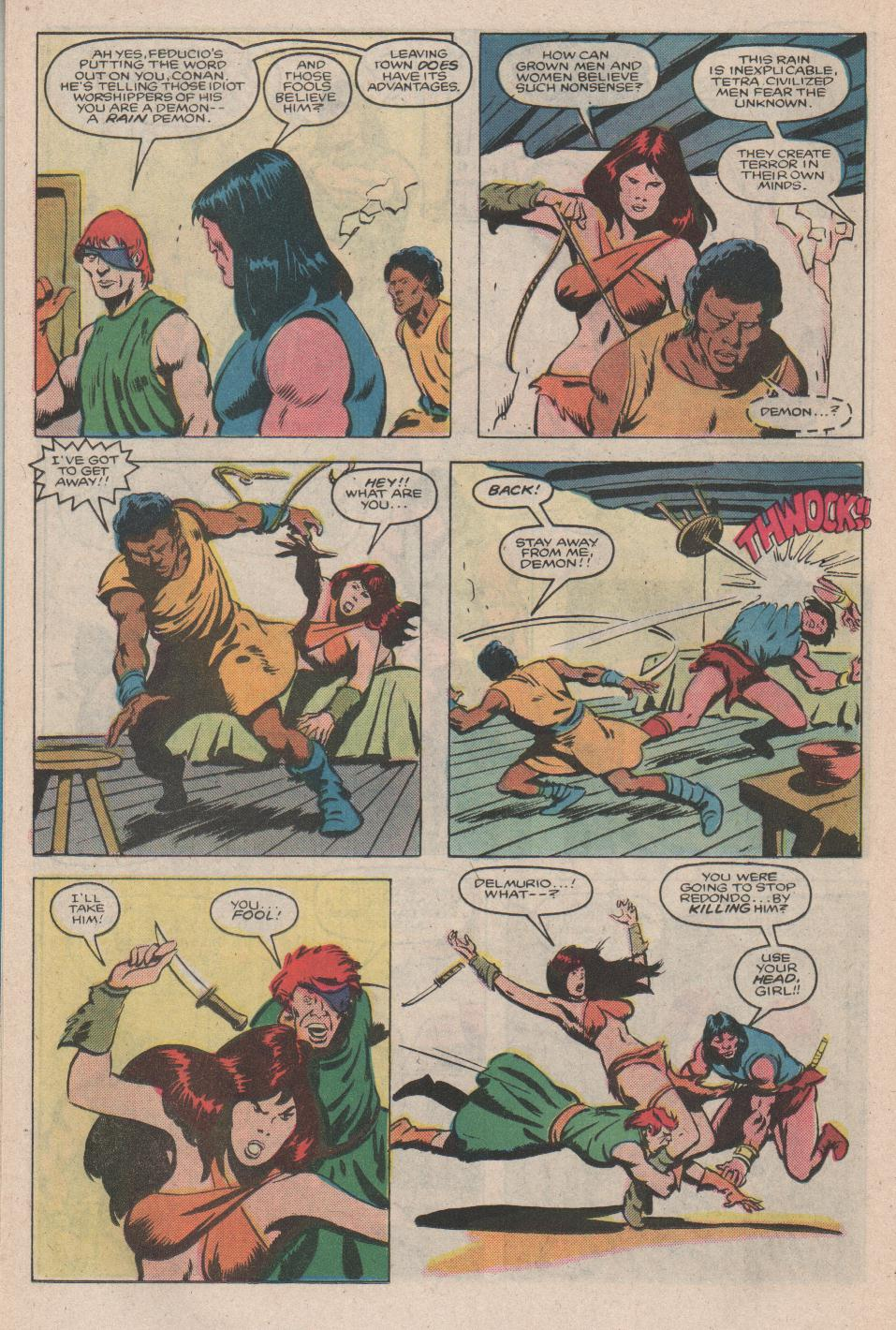 Conan the Barbarian (1970) Issue #176 #188 - English 17