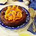 Flourless Hazelnut and Orange Syrup Cake with Orange Syllabub recipe