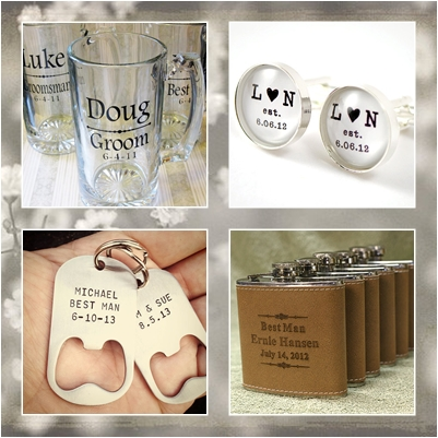 personalized groomsment gifts