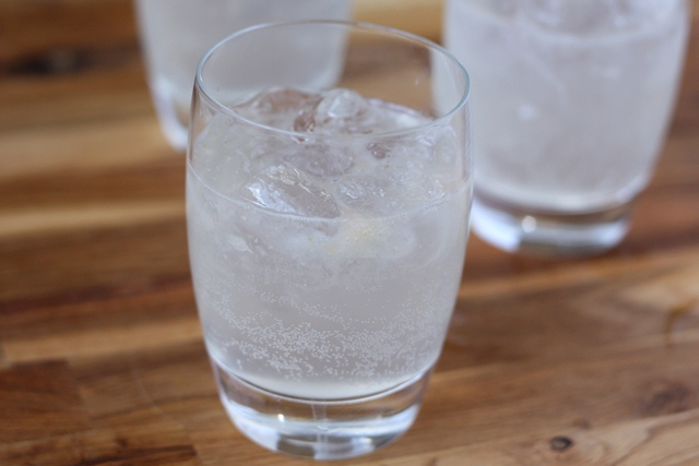 Homemade Grapefruit Soda recipe by Barefeet In The Kitchen