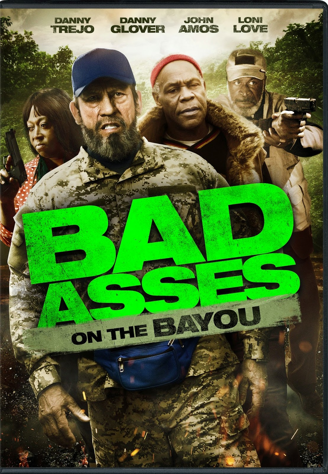 Bad Asses on the Bayou – Legendado