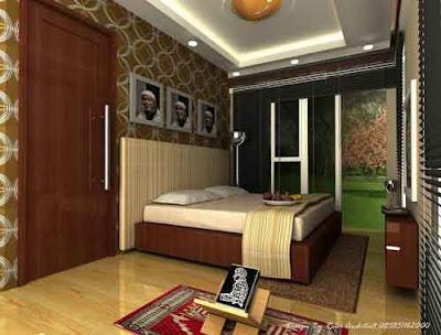 Desain Interior Kamar Tidur Utama 01