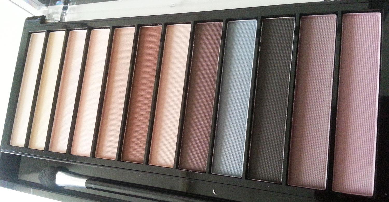 Makeup Revolution - Redemption Palette Essential Mattes