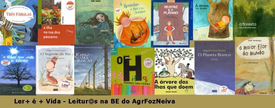 LeiturasnaBE - Ler+ é + Vida