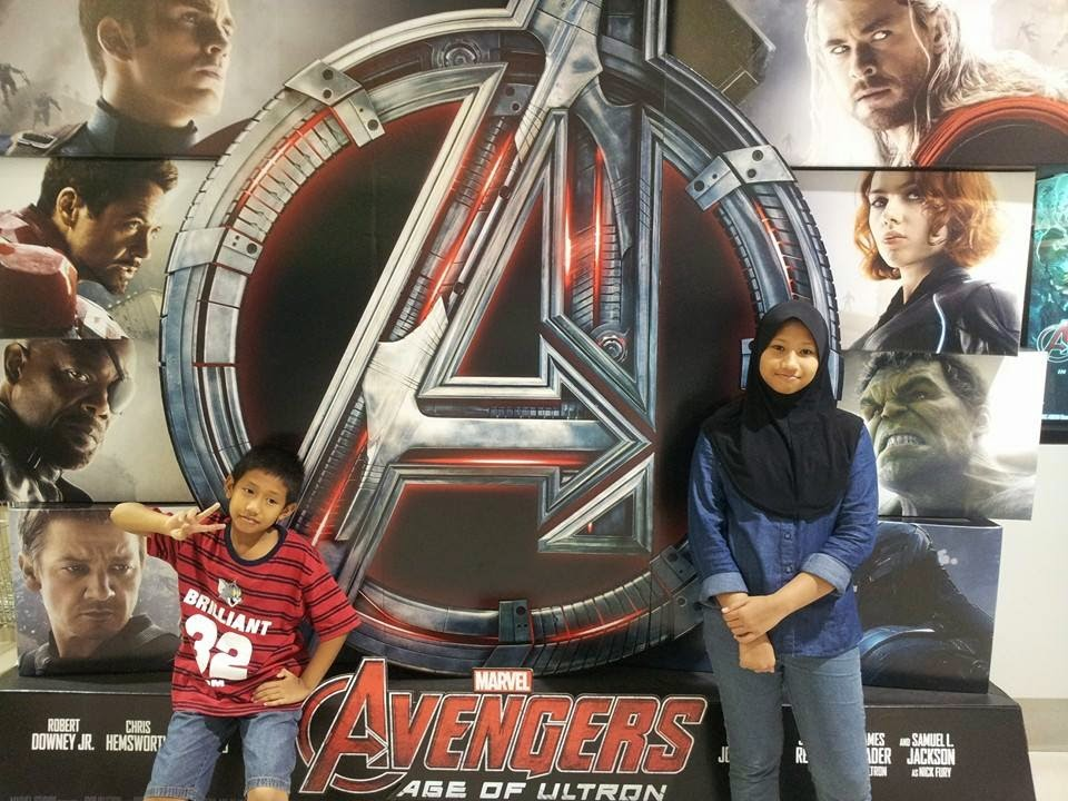 The Avenger Age Of Ultron