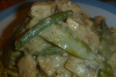 ... Experience: My Secret Kitchen: Thai Kaffir Lime & Coconut Stir-fry