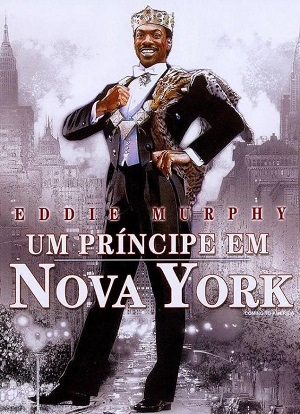 Um Príncipe em Nova York Blu-ray 1988 Download torrent download capa