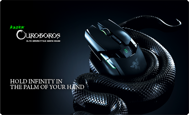 Review Razer Ouroboros