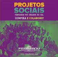 CONHEÇA NOSSOS PROJETOS SOCIAIS