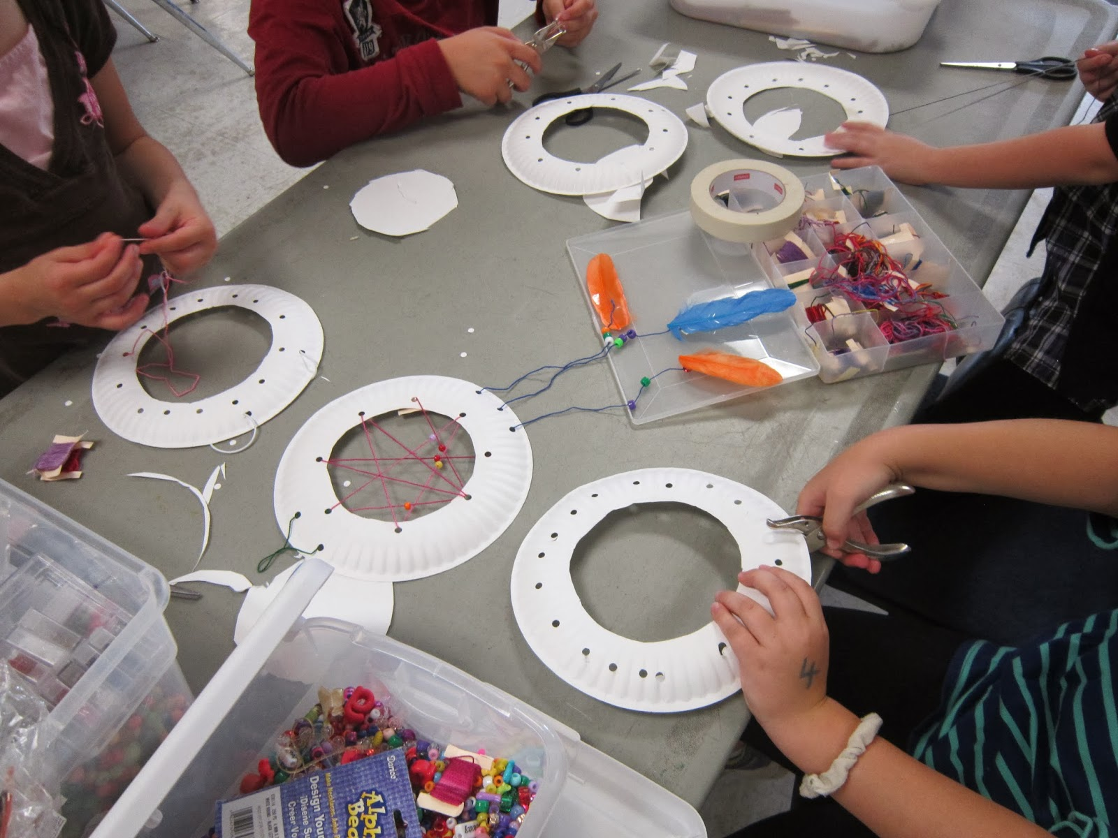 How To Make Different Types Of Dream Catchers Blog Senior OSC 19