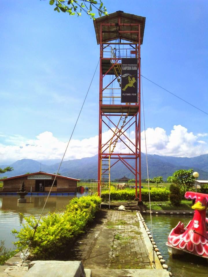 Outbond Kampoeng Rawa