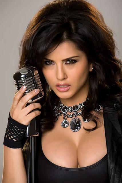 Sunny Leone Latest Hot Photoshoot