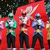 Power Rangers Super Megaforce - Logo oficial em melhor qualidade