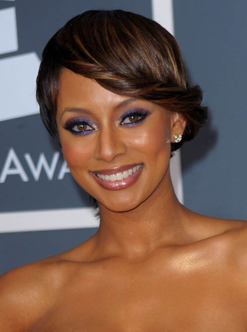 Keri Hilson Short Haircuts 8