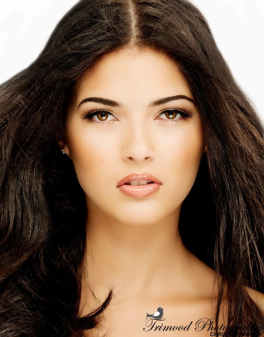 Model Amanda Wilkins Makeup by Christina Schock Trimood Photography