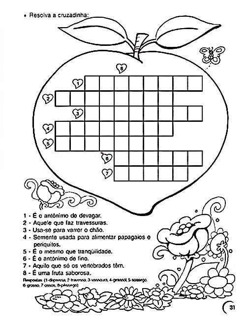 image with atividades para educa o infantil l ngua portuguesa 4 anos