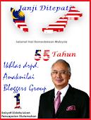 Janji Ditepati - Hari Kebangsaan Malaysia ke 55 2012