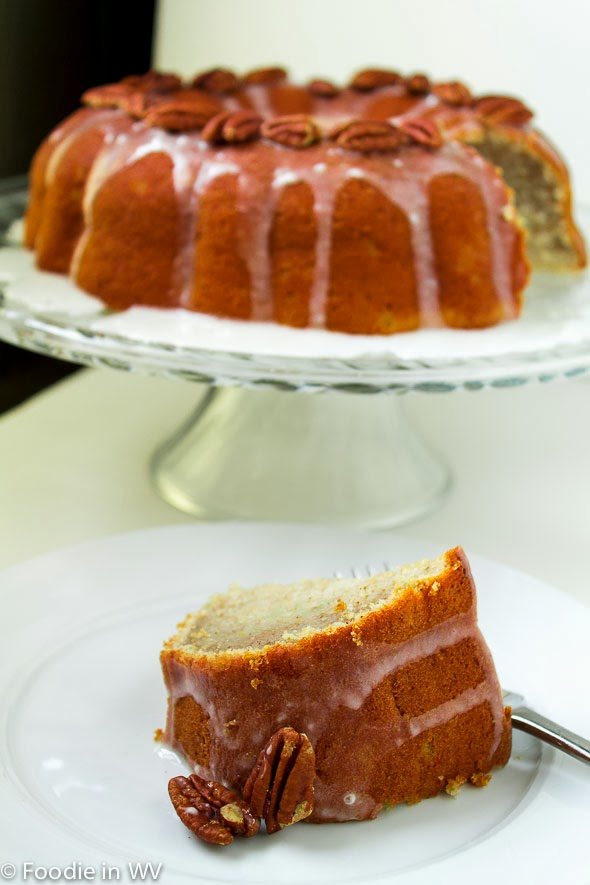 Click for Recipe for Gluten Free Potato Spice Cake