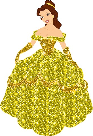 Belle from Disney's Beauty and The Beast Beauty And The Beast Belle Pink Dress