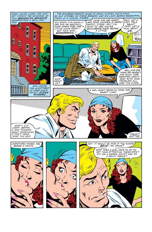 Captain America (1968) Issue #267 #182 - English 6