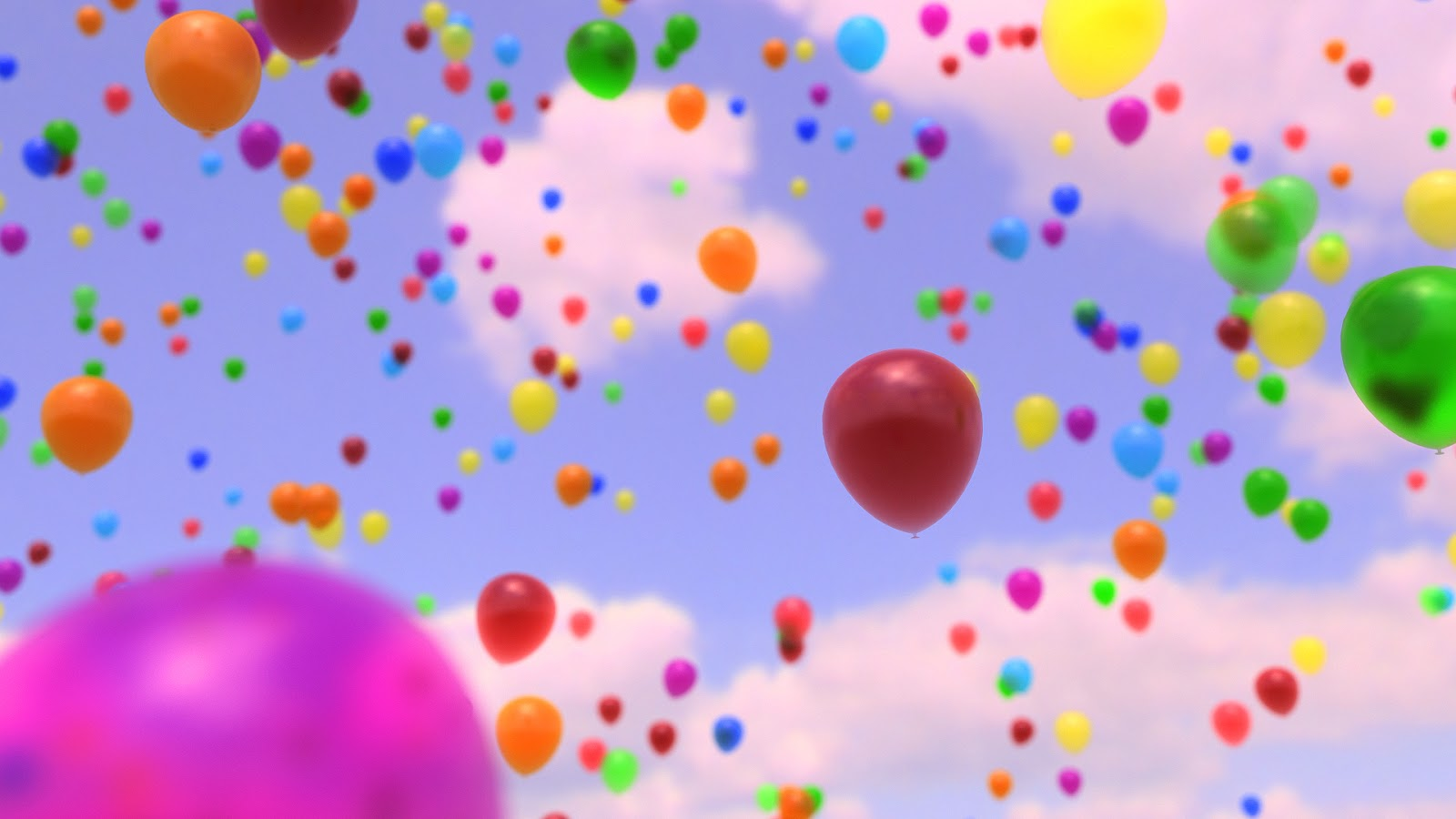 balloons background wallpaper - photo #15