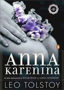 Cover of Anna Karenina, a novel by Leo Tolstoy