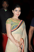 Samantha Latest Glam pics in saree-thumbnail-8