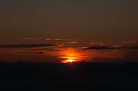 Sonnenaufgang - Blick vom Laugen