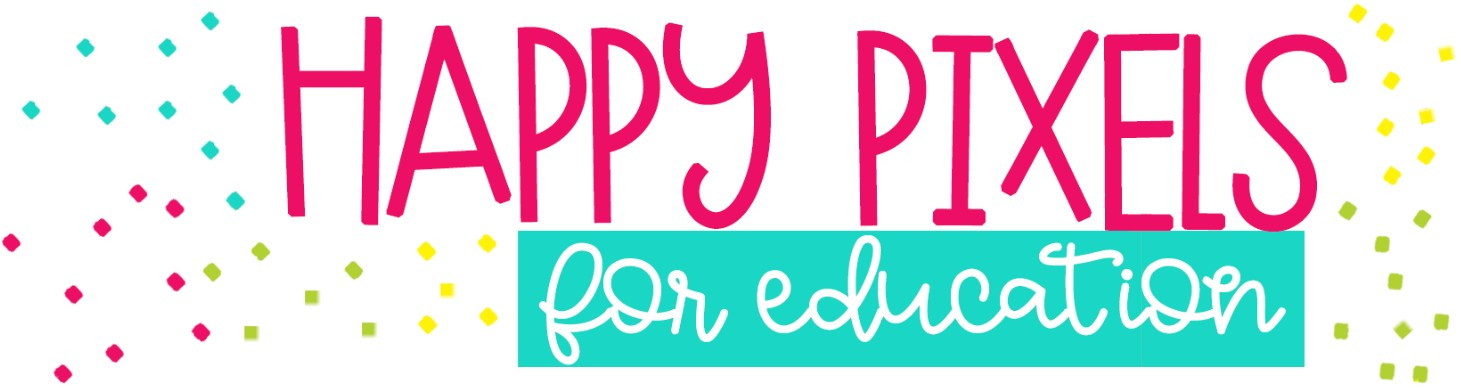 Happy Pixels for Education