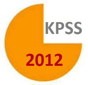 2012 KPSS Sonuçları