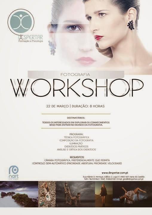 Workshop de fotografia em Viana do Castelo (2014)