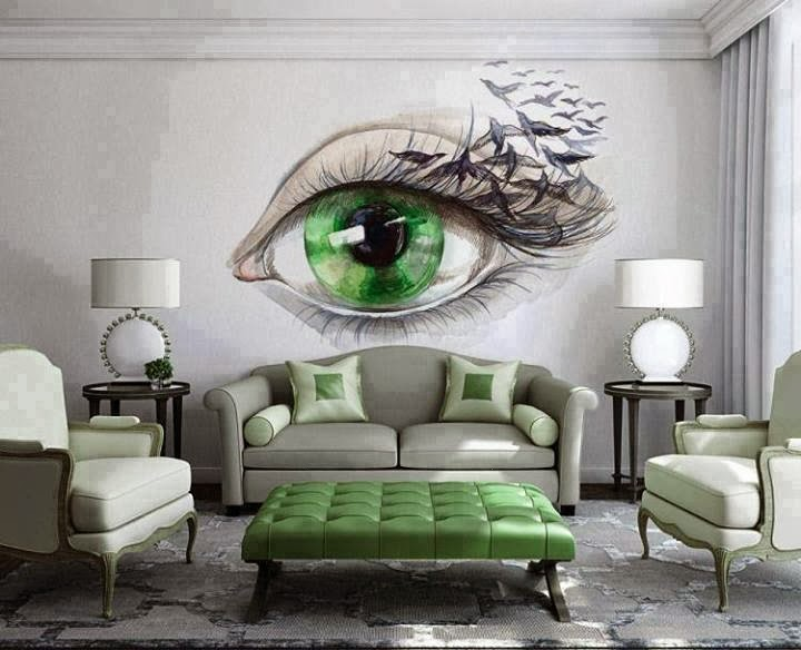 Green Drawing ROom