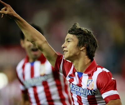 Spanish Soccer Liga 2013