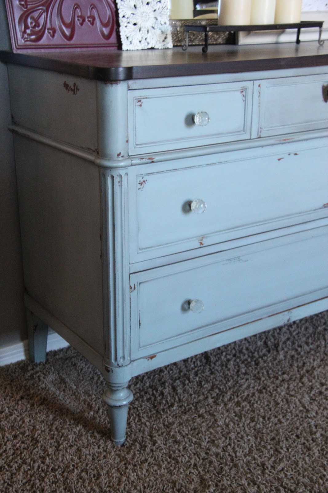 new to you cute dresser for our master bedroom