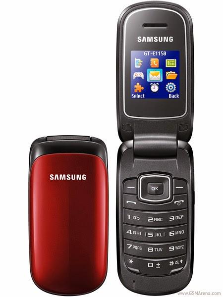 Samsung E1150 latest flash files