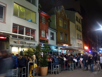 Fiesta en Basilea