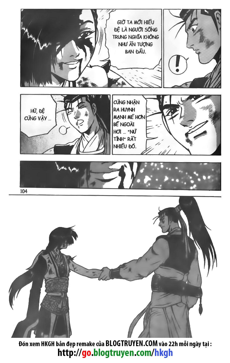 Hiệp Khách Giang Hồ trang 25